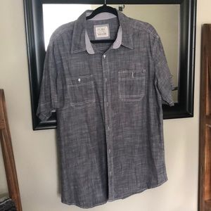 PD&C Button Up Tee